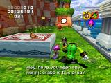 Sonic Heroes GameCube Team Chaotix in yet another forgettable adventure