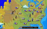 North & South Atari ST The Indians threw an axe, killing the army that invaded their territory
