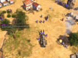 Age of Empires III Windows Your colony is under attack!