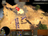 Age of Empires III Windows Weapon cache destroyed.