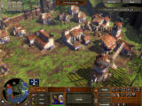 Age of Empires III Windows A thriving city.