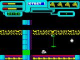 Anfractuos ZX Spectrum The green bit saps energy while it's active