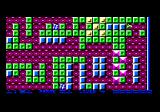 Anarchy Amstrad CPC Shoot all blue blocks