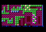 Anarchy Amstrad CPC Shoot all purple blocks too!