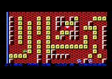 Anarchy Amstrad CPC The yellow blocks are solid