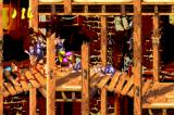 Donkey Kong Country 3: Dixie Kong's Double Trouble! Game Boy Advance Using the skills with her powerful ponytail, Dixie Kong was able to smash four Sneeks in a row!