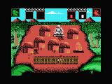 AAARGH! MSX The first level