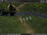 Myth II: Soulblighter Windows Village of Willow Creek is under attack.
