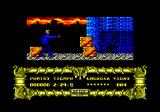 After the War Amstrad CPC Game start