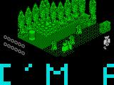 Wolfan ZX Spectrum The 'speak' function - something tells you its a tree