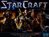 StarCraft Windows Title screen (while game loads)