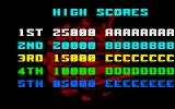 Back to the Future Part II Amiga High scores