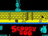 Scooby-Doo ZX Spectrum That S gives an extra life