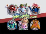 Jim Henson's Muppets Party Cruise GameCube Title Screen