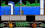 Scooby-Doo and Scrappy-Doo Amiga Scrappy is on board a ship