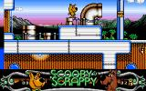 Scooby-Doo and Scrappy-Doo Amiga Jump over it