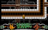 Scooby-Doo and Scrappy-Doo Amiga In the tubes