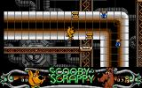 Scooby-Doo and Scrappy-Doo Amiga Pick up all items