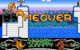 Scooby-Doo and Scrappy-Doo Amiga Game Over