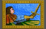 Arthur: The Quest for Excalibur DOS The end...