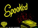 Spooked ZX Spectrum Loading screen