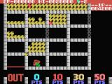 Lot Lot MSX Move the balls to an empty section that have a blinking edge.