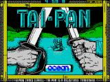 Tai-Pan ZX Spectrum Loading screen
