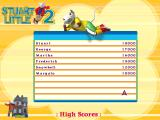 Stuart Little 2 Windows High scores
