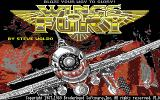 Wings of Fury DOS Title screen.