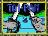 Tai-Pan MSX Loading screen