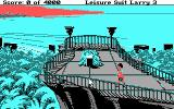 Leisure Suit Larry III: Passionate Patti in Pursuit of the Pulsating Pectorals DOS Beginning the game (CGA 4 color)