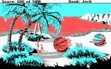 Leisure Suit Larry Goes Looking for Love (In Several Wrong Places) DOS Caught at the beach! (CGA 4 color)