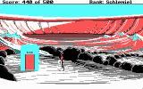 Leisure Suit Larry Goes Looking for Love (In Several Wrong Places) DOS On top of a volcano (CGA 4 color)