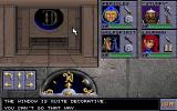 Eye of the Beholder II: The Legend of Darkmoon DOS Opening the main door of the temple