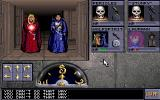 Eye of the Beholder II: The Legend of Darkmoon DOS Eating hot, magic death. Ouch!