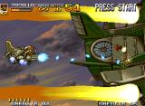 Metal Slug 5 Neo Geo Controlling the Slug Plane, Tarma has conditions to defeat a big enemy airplane and clear Mission 2.