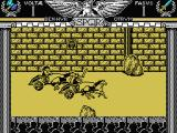 Coliseum MSX Avoid obstacles