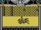 Coliseum MSX Your opponents carry deadly weapons