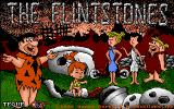 The Flintstones Amiga Loading screen