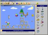 The Incredible Machine 2 Windows A hard puzzle