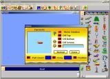 The Incredible Machine 2 Windows Players can design the solution to their puzzle using advanced features