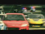 Need for Speed: Most Wanted Windows From the intro. Do not be fooled... the black and yellow car is a police pursuit vehicle!