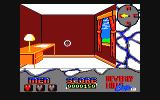 Beverly Hills Cop Amstrad CPC An empty room