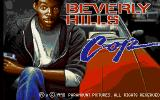 Beverly Hills Cop Amiga Title screen