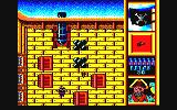 Black Beard Amstrad CPC The deck of the ship