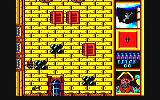Black Beard Amstrad CPC Start of level 1