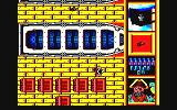 Black Beard Amstrad CPC Find the cabin of Red Beard