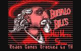 Buffalo Bill's Wild West Show Amstrad CPC Loading screen