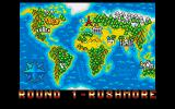 Super Panic Monsters DOS World map