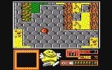 Bounder Amstrad CPC Game start